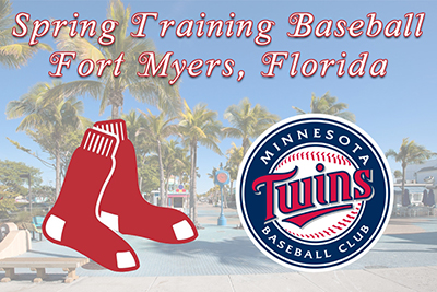 Spring Training Baseball in Fort Myers