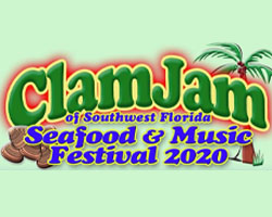 ClamJam or Southwest Florida Seafood and Music Festival 2020