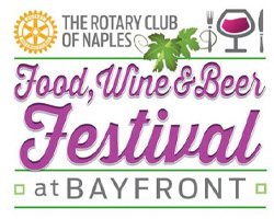 Rotary Club of Naples – Food Wine and Beer Festival