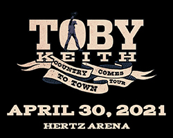 Toby Keith - Country Comes to Town Tour