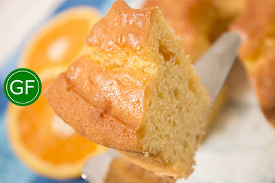Gluten Free No Fuss Orange Cake
