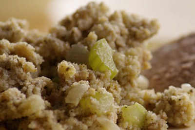 Grandma's Corn Bread Stuffing