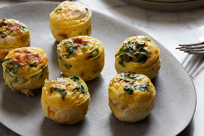 Instant Pot Mini Frittatas